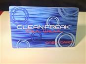 $90 CLEAN FREAKS GIFT CARD